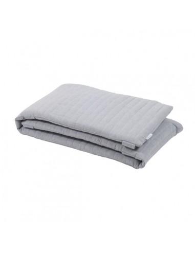 Bedbeschermer Rêves Sirène grey