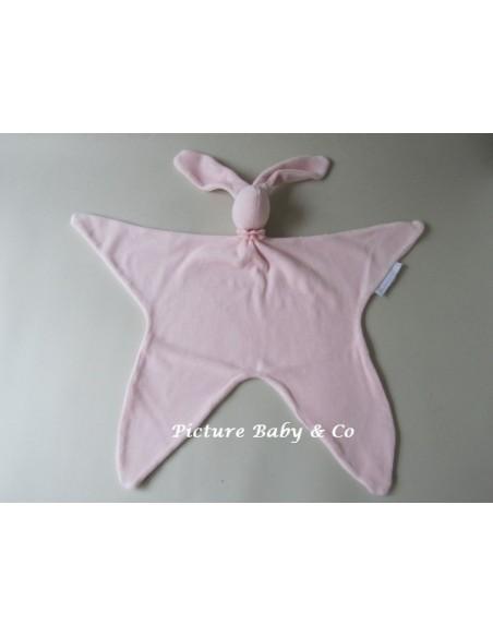 TP lappenkonijntje roze velours