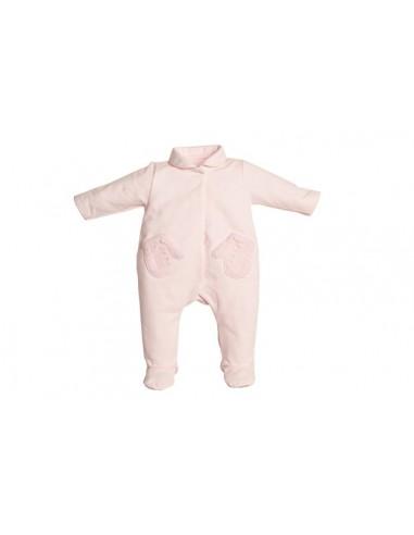 First pyjama roze wantenzakjes