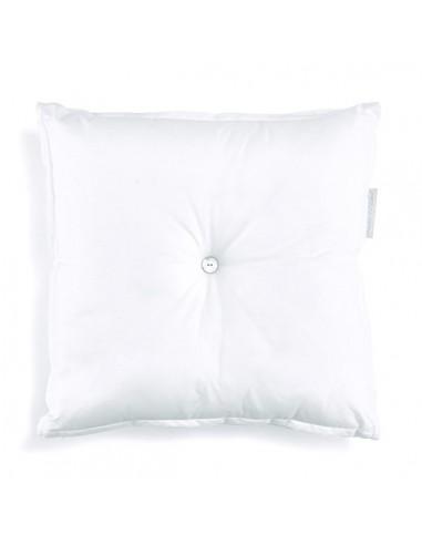 Kussen TP Royal white knop