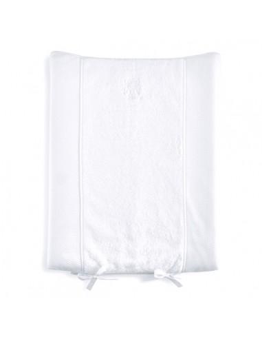 Hoes waskussen TP Royal white met badstof