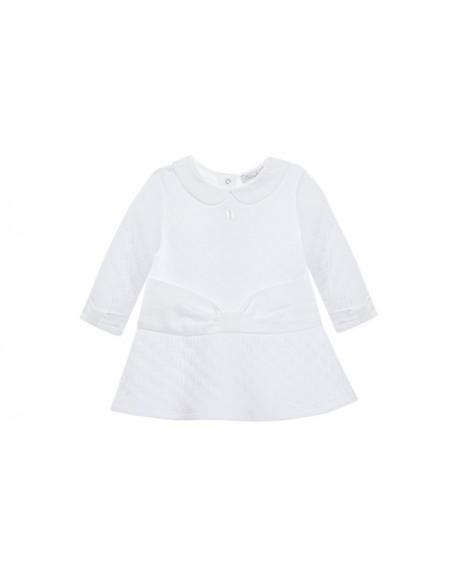 Patachou kleed wit strik