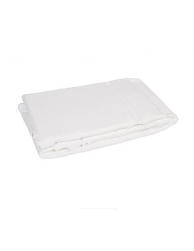 Bedbeschermer Rêves Diamond white