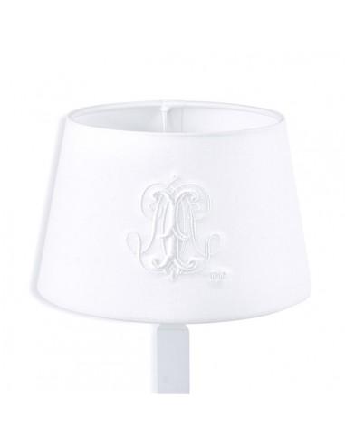Lampenkap schemerlamp TP Royal white