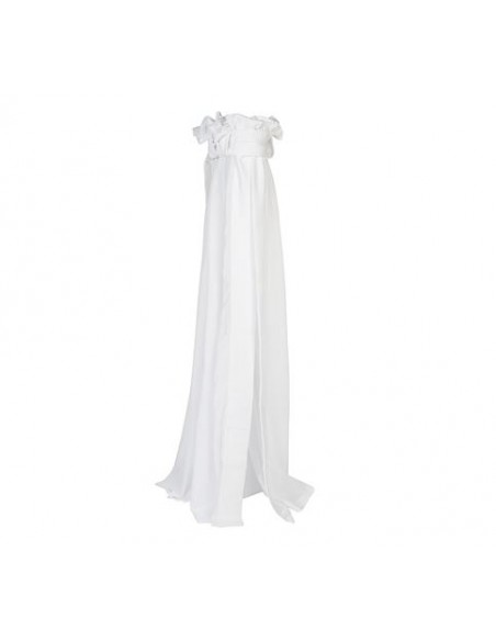 Hemel Rêves wit strik Diamond white