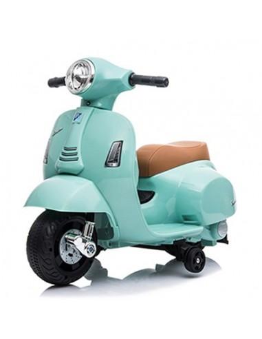 Scooter elektrisch Vespa mint