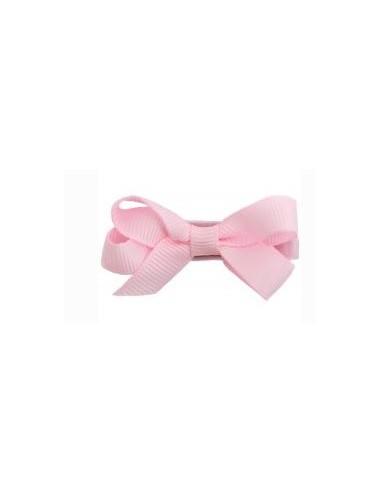 Haarspeld roze strik lussen