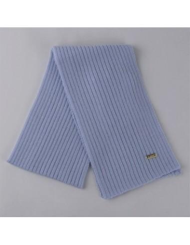 Il Trenino sjaal lichtblauw