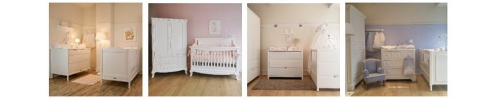 Alles voor de babykamer van uw dromen. Prachtige kamers en aankleding van o.a. Théophile & Patachou, Woodwork, My First Collection, 22inch, ....