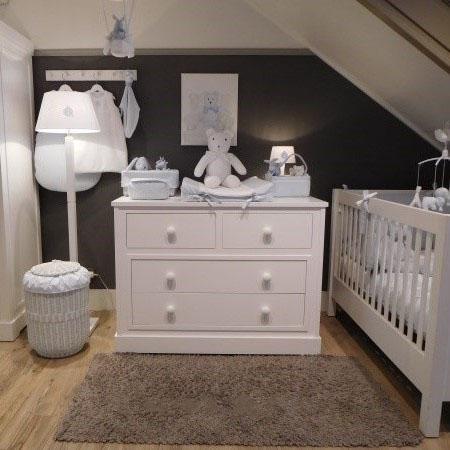 tijdloze babykamer Woodwork Will