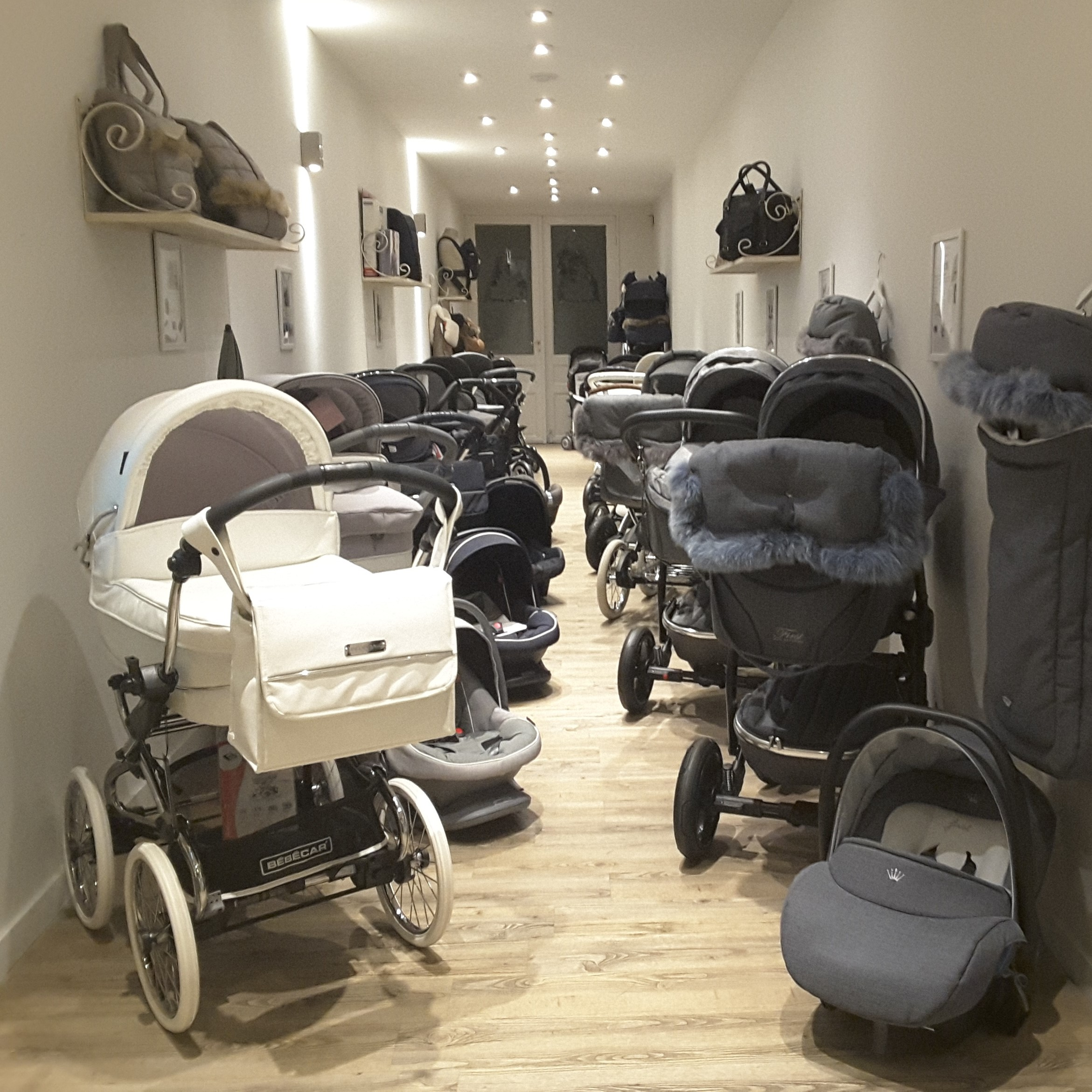 kinderwagens Baby & Co babyspeciaalzaak