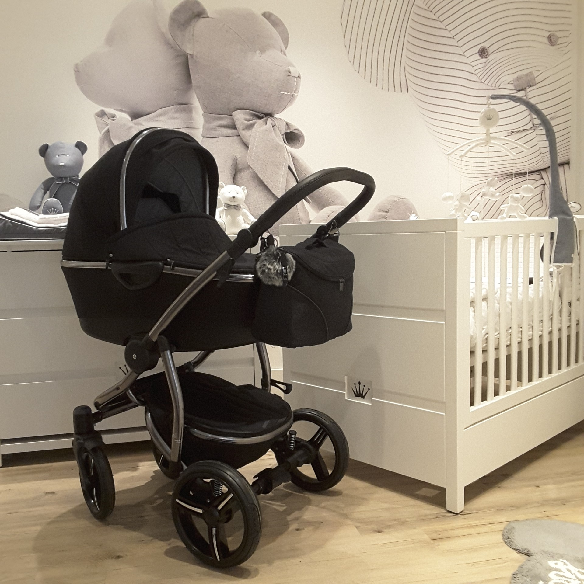 exclusieve kinderwagen My First Collection